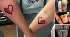 50 tatuajes que simbolizan el amor y el afecto
