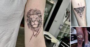 35 Increíbles Diseños de Tatuajes con Leones para Hombres y Mujeres