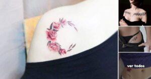 45 Ideas de Tatuajes Increibles Para Mujeres