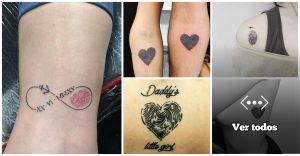 30 Tatuajes con Huellas Dactilares