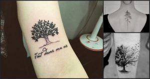 Ideas de Tatuajes con Arboles