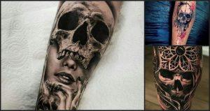 Ideas de Tatuajes con Cráneos