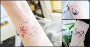 Pequeños Tatuajes que toda chica desearía tener