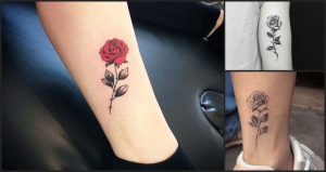 Ideas de Tatuajes con Rosas