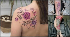 40 Tatuajes con Flores