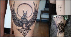 Tatuajes inspirados en la cultura egipcia