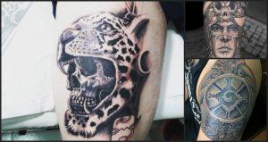 Tatuajes mayas y su significado