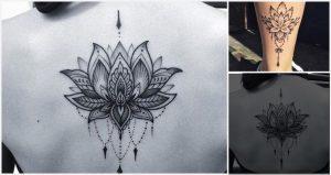 60 Tatuajes de Flor de Loto