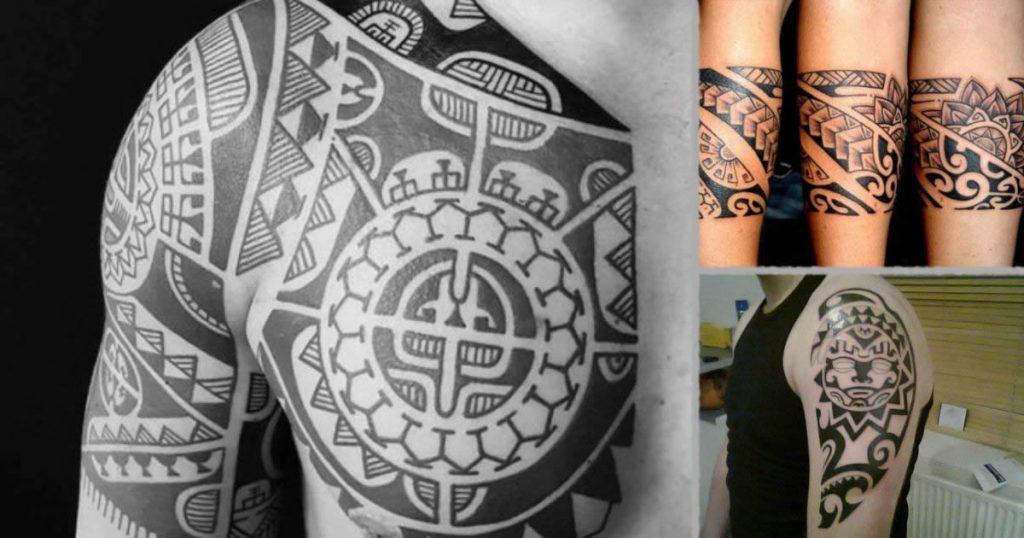 Tatuajes Maories para Hombres