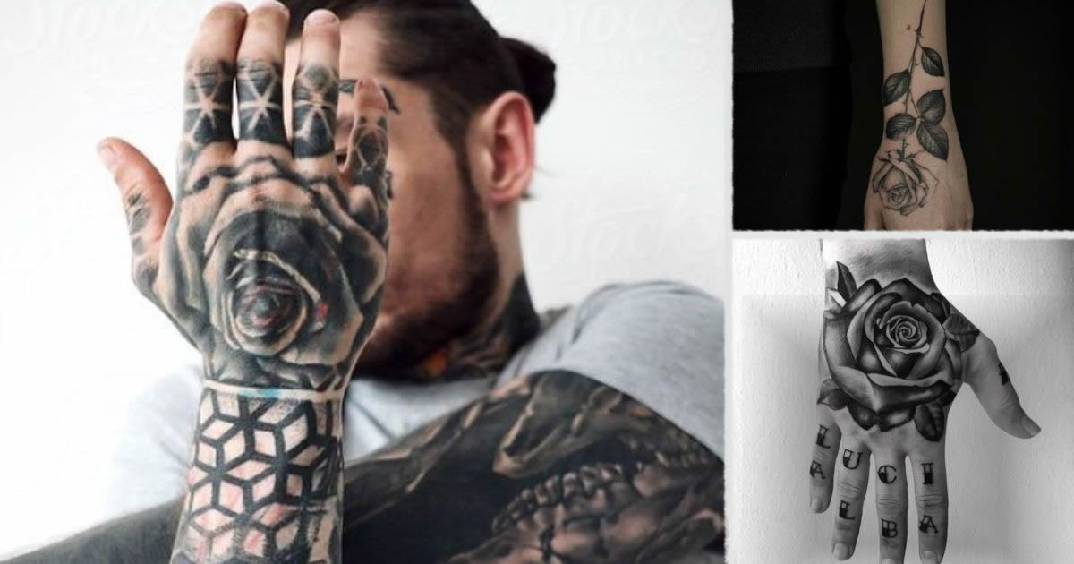 40 Tatuajes de Rosas