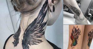 Tatuajes de Alas: Diseños y Significados
