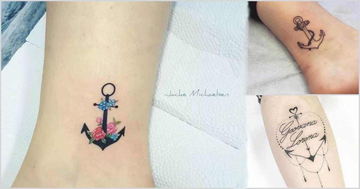 Tatuajes de Anclas: Los mejores diseños y estilos