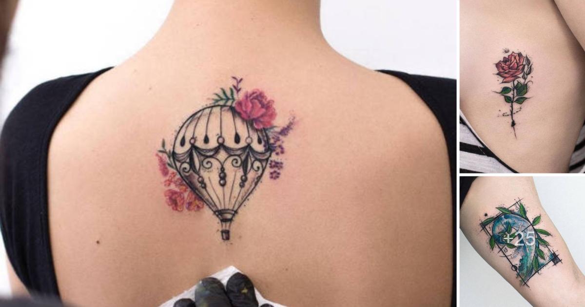 50 Diseños de Tatuajes Impresionantes para hombres y mujeres
