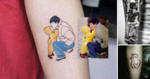 Ideas de Tatuajes Inspirados en la Paternidad