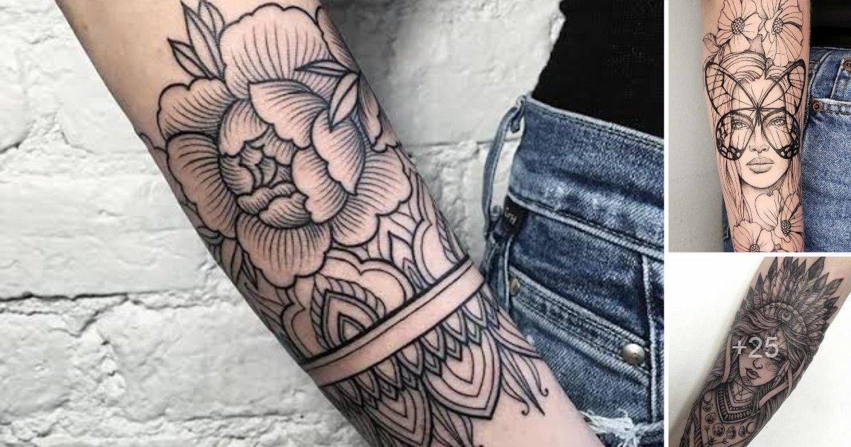 Ideas Geniales de Tatuajes de Flores en el Antebrazo