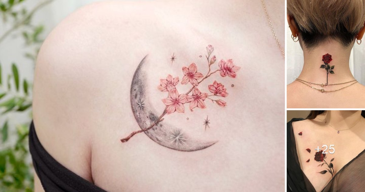Tatuajes Femeninos que van a Inspirar tu Próximo Tatuajes