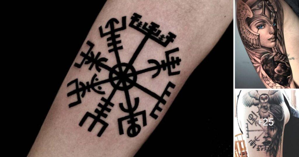 Descubre el Significado de los Tatuajes de símbolos vikingos