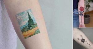 35 diseños e ideas de tatuajes en el antebrazo