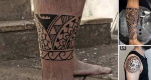 Tatuajes Maoríes: diseños polinesios para todo el cuerpo
